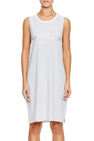 Cara V Neck Knit Dress