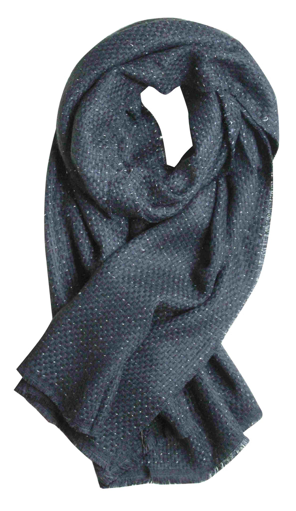Antler Scarf - luxe & soft winter weight