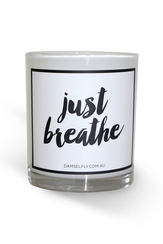 Just Breathe Damsefly Candle - FashionLife  - 1