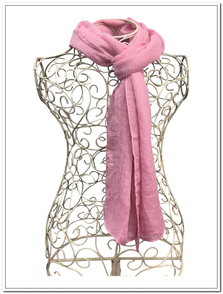 Fashion Scarf - Pink