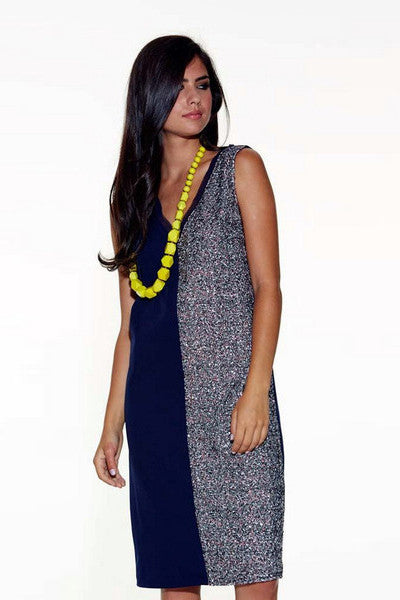 Split Personality Dress - FashionLife  - 1
