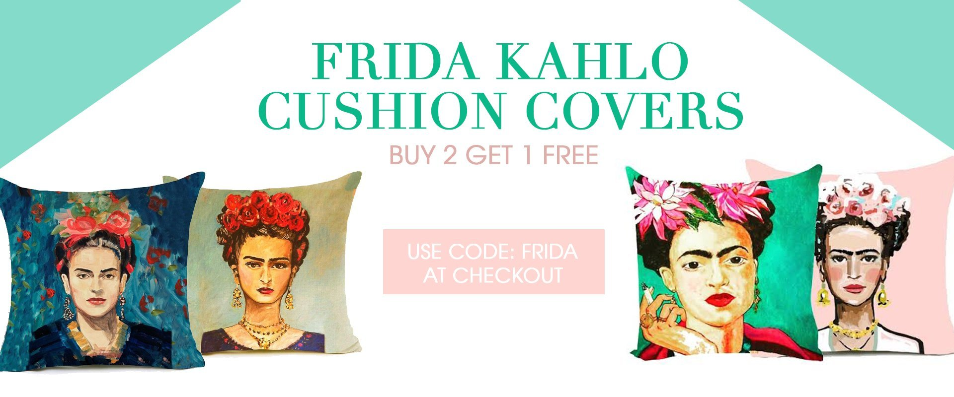 Frida Cushion Covers