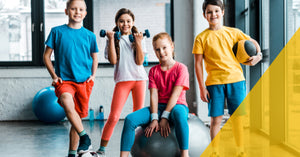 Kids Fitness and How It Can Help Shape Their Future
