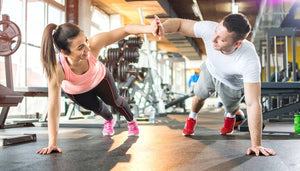 The Benefits of Working Out with a Fitness Buddy