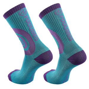 "Inspyr Socks ""Focused"" Inspirational Crew Sock"