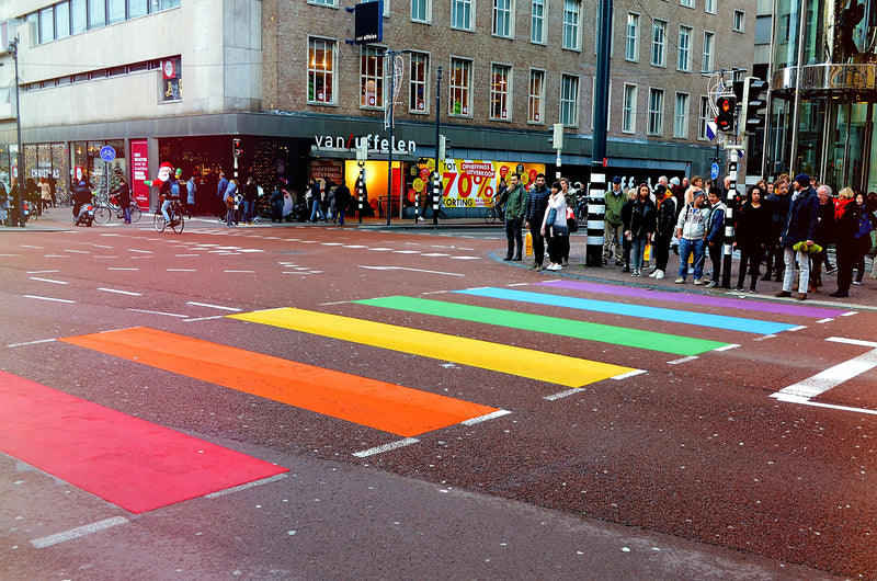 Startland News: Founder's rainbow crosswalk movement met with resistance