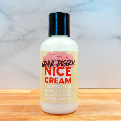 Grave Digger Nice Cream - Fragrant Wax Melts & Wax Cubes | Crumble Co. Scented Wax Bars & Candles