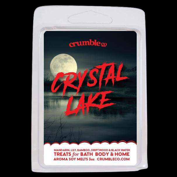 Crystal Lake Wax Melt - Fragrant Wax Melts & Wax Cubes | Crumble Co. Scented Wax Bars & Candles