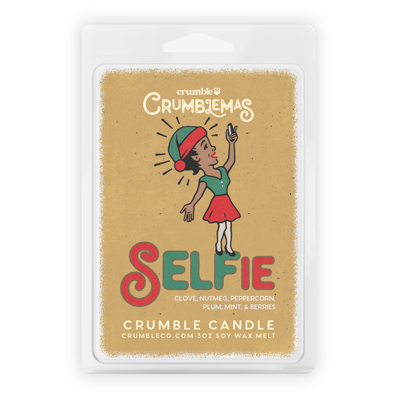Selfie Wax Melts - Fragrant Wax Melts & Wax Cubes | Crumble Co. Scented Wax Bars & Candles