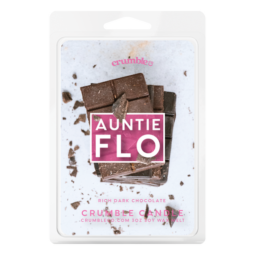 Auntie Flo Wax Melts - Fragrant Wax Melts & Wax Cubes | Crumble Co. Scented Wax Bars & Candles