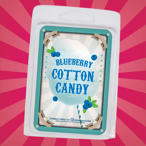 Blueberry Cotton Candy *Limited Edition*