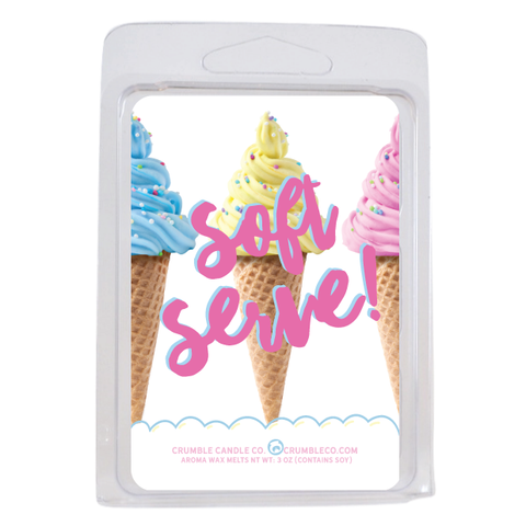 Soft Serve Ice Cream!