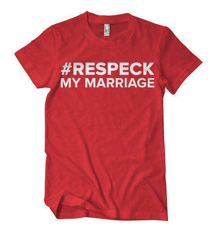 #Respeck My Marriage