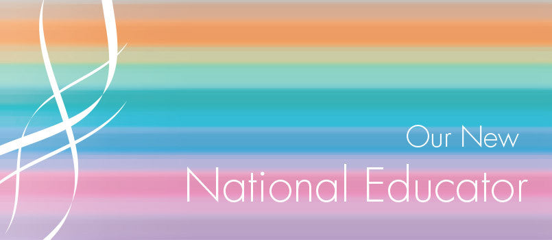 Our new National Educator Header