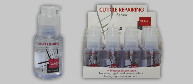 GKMBJ Cuticle Repairing Serum Banner