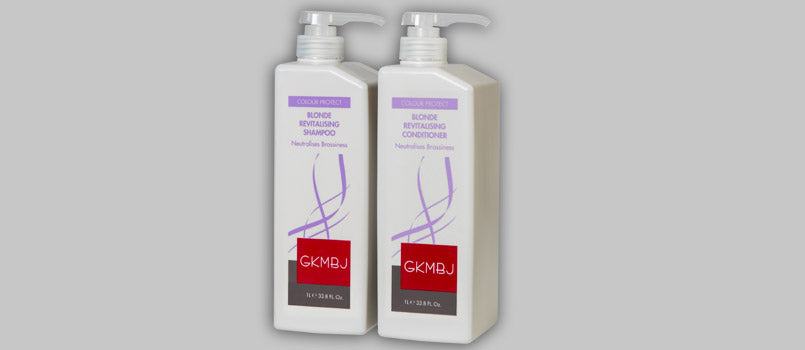 Blonde Revitalising Shampoo & Conditioner 1L image