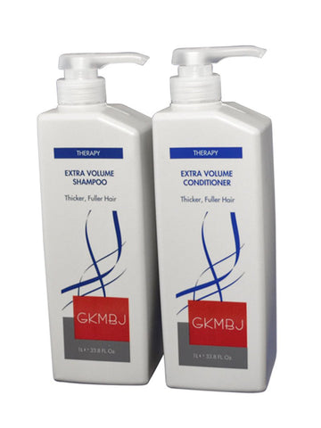 GKMBJ Extra Volume Shampoo & Conditioner Duo 1L