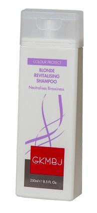 GKMBJ Blonde Revitalising Shampoo 250ml
