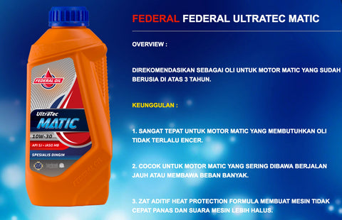 Federal Ultratech Matic