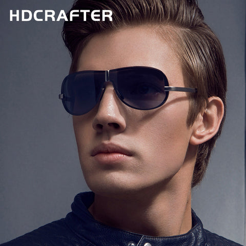 2016 Hot Selling Fashion Polarized Outdoor Driving Sunglasses for Men glasses Brand Designer with High Quality 4 Colors - Raja Indonesia