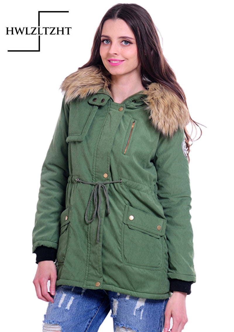 441a781866f 2017 Winter Down Jackets and Coats Women Autumn Jacket New Down Parka Plus  Size Coat Womens Hoodies Parkas