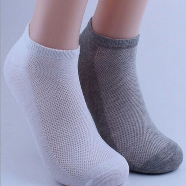 99267c9d851 5Pairs Womens Socks Ankle Socks Summer Thin Boat Socks Female Solid White  Gray Black 3d Ladies Socks Art Hot Chaussette