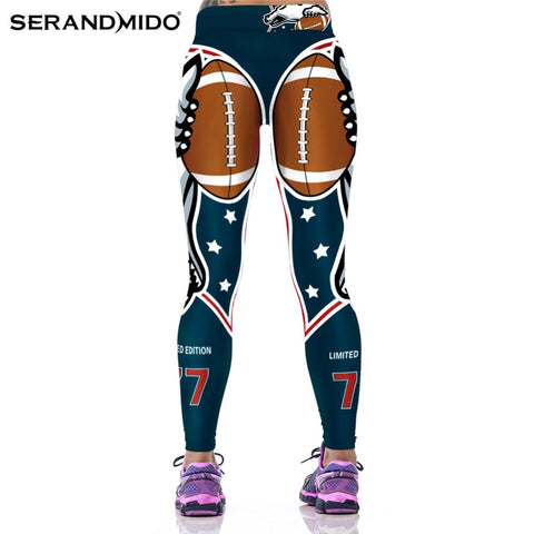 ddd31e44ce7c5 Adventure Time Women Leggings Digital Printing Arrival Autumn Knitted  Casual Pants Sexy Girls Clothes Leggins SML138