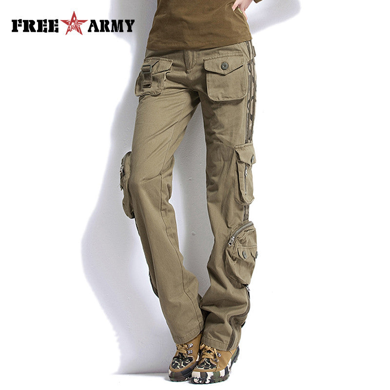 8582361209d7c ... Brand Plus Size Unisex Cargo Pants Casual Jogger Pants Mens Military  Army Green Pants Camouflage Sweatpants ...