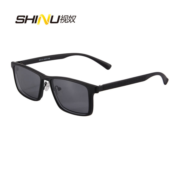 Cool Men Polarized Clip On Sunglasses Magnetic Sunglasses ...