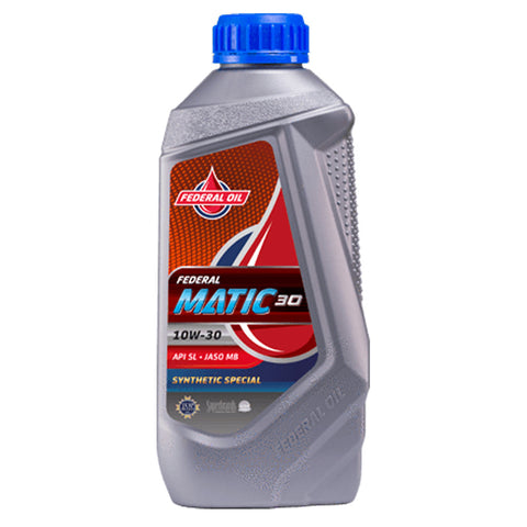 Federal Oil Matic 30 0.8L - Raja Indonesia