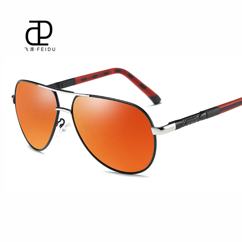 ca6c860878a FEIDU High Quality HD Polarized Sunglasses Men Classic Brand Retro Coa –  Raja Indonesia