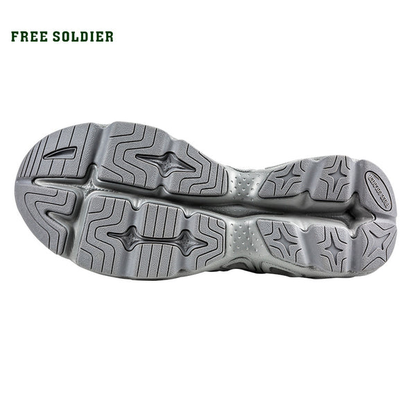 free soldier outdoor sports camping shoes for men tactical hiking