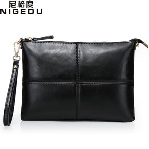 Fashion splicing Women envelope clutch bag ladies evening bag Women's Handbag Shoulder Bag female Messenger Bag bolsas Clutches - Raja Indonesia