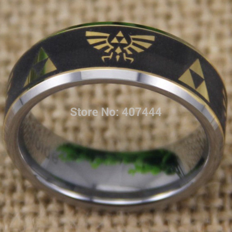 Free Shipping YGK JEWELRY Hot Sales 8MM Legend of Zelda