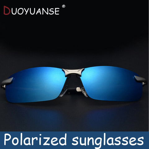 27557a75ec Free delivery of high quality new DUOYUANSE polarizing sunglasses 3043 men  metal color film outdoor sunglasses