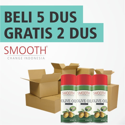 Business - SMOOTH Olive Beli 5 Dus GRATIS 2 Dus - SUPER HOT!! - Raja Indonesia