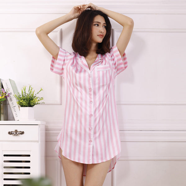 Women sleepshirt sexy