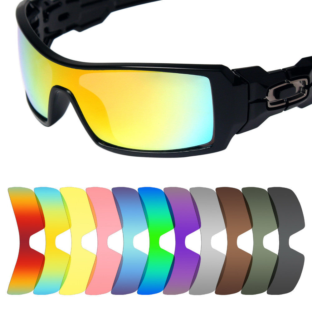 a307005677 MRY POLARIZED Replacement Lenses for Oakley Oil Rig Sunglasses - Multiple  Options ...