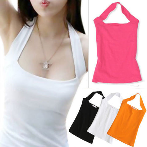 1d63655051a New fashion Sheath Slim Vest Super Sexy Soft cotton shirt tops Sleeves - Raja  Indonesia