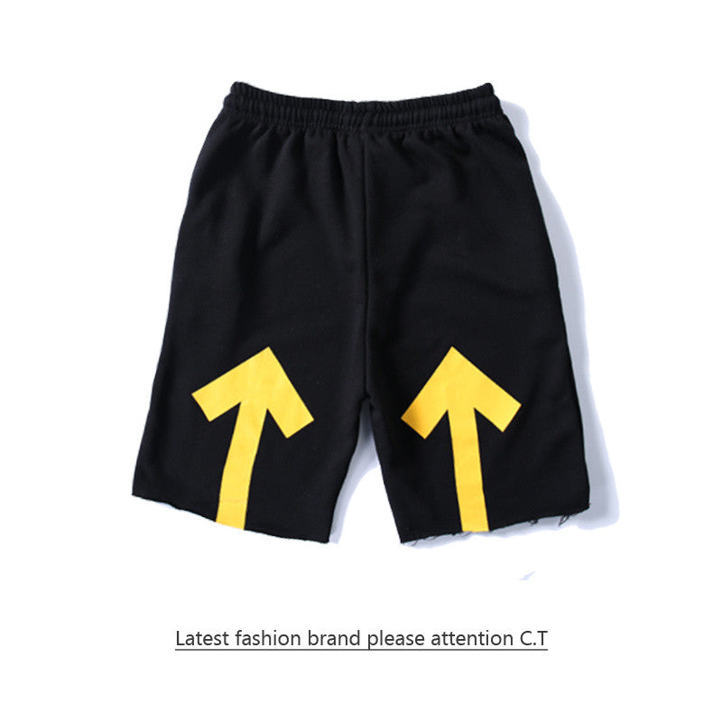 fe30a9432932 ... Off White Sweatpants Men Drawstring Pants Off White Abloh Virgil  Tracksuit Fitness Skinny Joggers Sweat Off ...