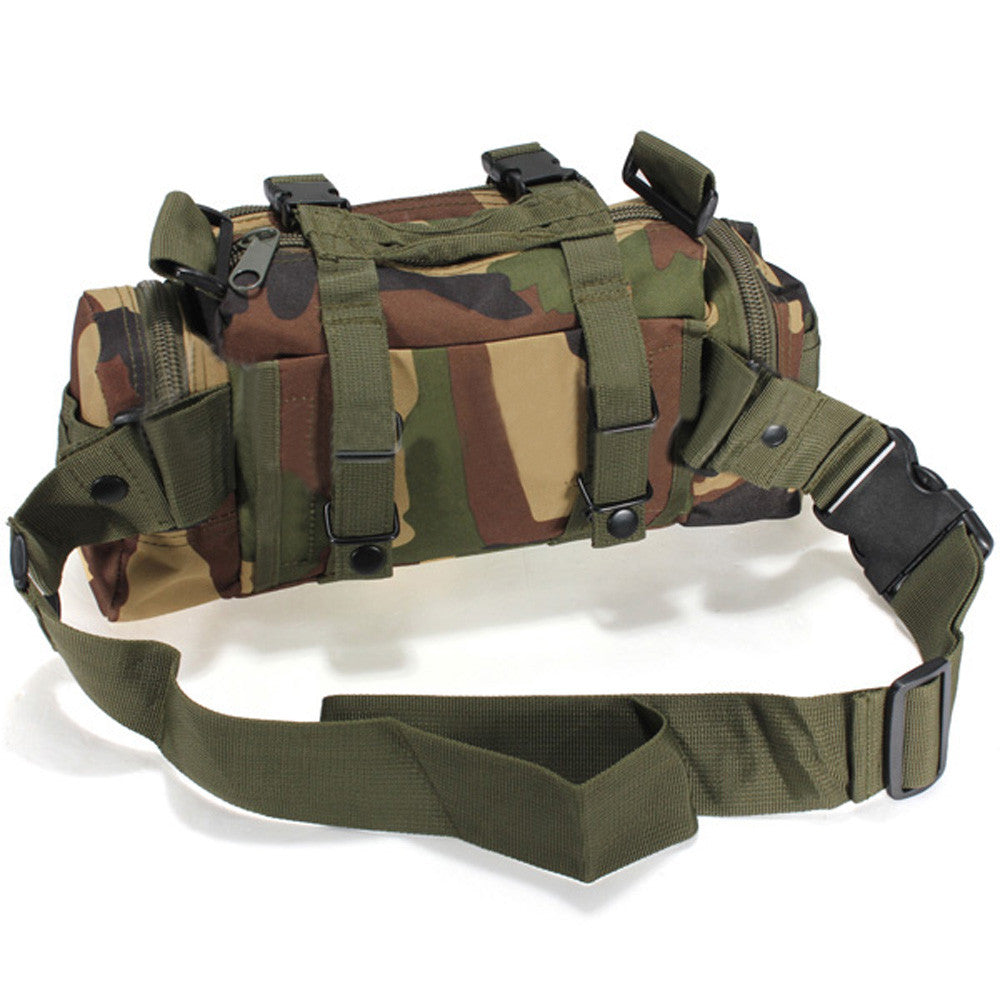 Outdoor Canvas Utility Camouflage Military Tactical Waist