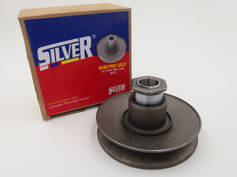 Silver Rear Poly Assy MIO