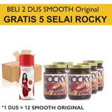 Business - SMOOTH Original Grosir Beli 3 DUS GRATIS 1 DUS! - Raja Indonesia