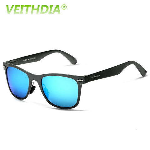 c16ad9aa08 VEITHDIA Brand Aluminum Men s Mirror Polarized Sun Glasses Driving Glass  Goggle Eyewear Accessories Sunglasses For Women
