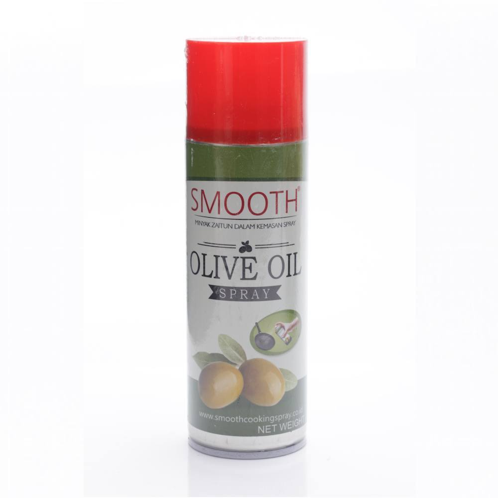 Kesehatan - Smooth Cooking Spray - Olive Oil! For Faster Result