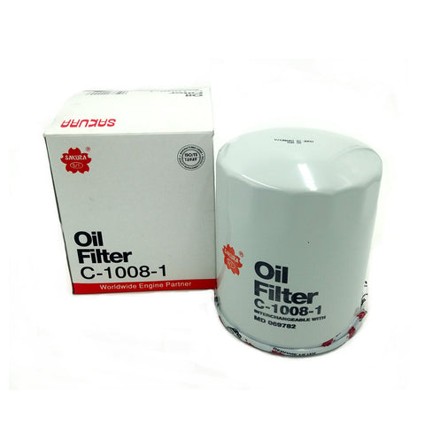 Oil Filter C-1008-1 - Raja Indonesia