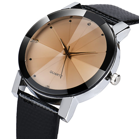 Jam tangan PRIA DAN WANITA merk Quartz Watch Casual Dress Watches - Raja Indonesia
