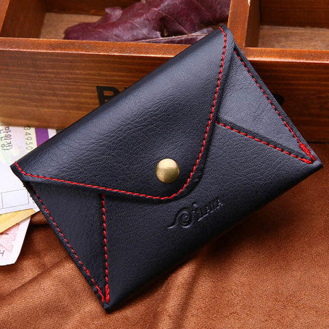 Dompet kulit PRIA super MASKULIN Wallet Purse carteras mujer sacoche homme - Raja Indonesia