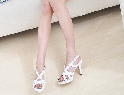 Fashion Women Gladiator Sandals Outdoor Casual Dress Summer Shoes Ladies Female Open Toe Platform Shoes Woman Sandals - Raja Indonesia
