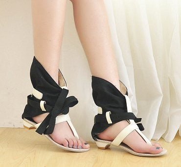 d56d20928d9 ... Women Summer Hot Flat Sandals High Ladies Slippers Heel Shoes Sexy Female  Gladiator Shoes Women s Fashion